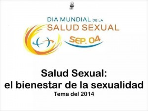 dia de la salud sexual 2014