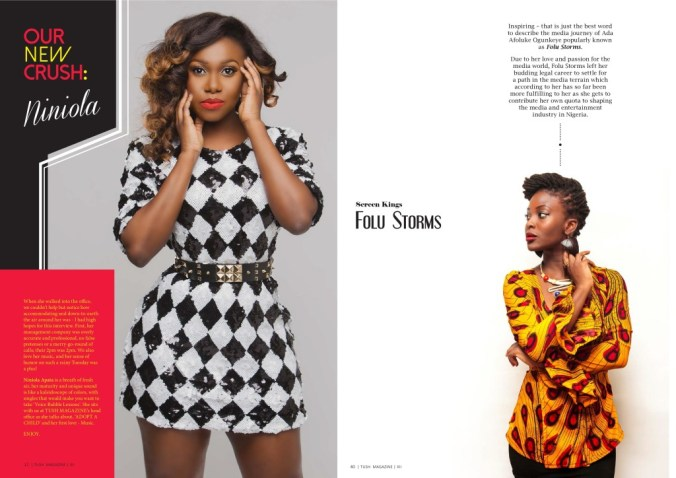 Niniola+FoluStorms