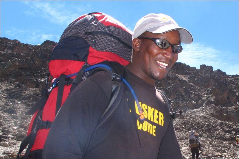 Kilimanjaro Guide Simon