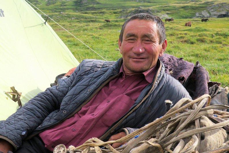 Tusker Crew - Staff - Mongolia Horseman Kharmut