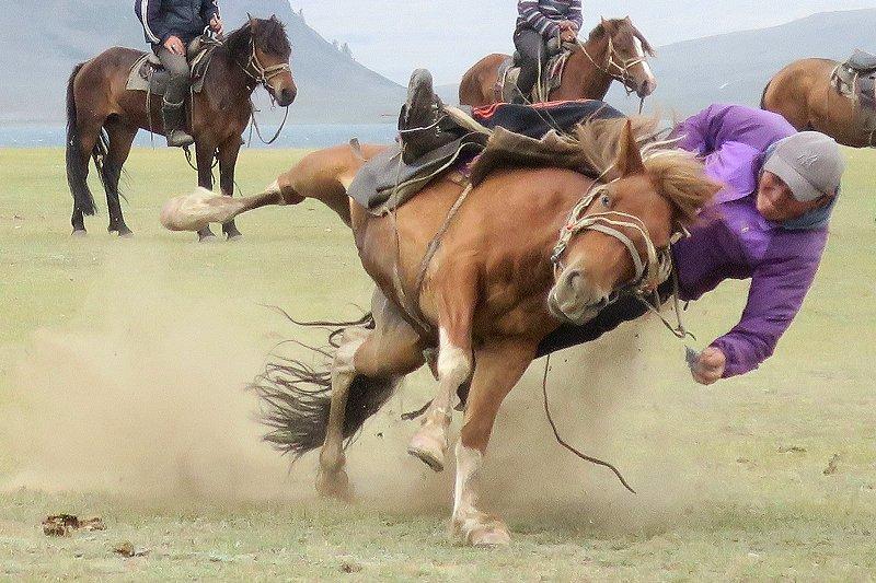 Tusker Crew - Staff - Mongolia Horseman Burchak