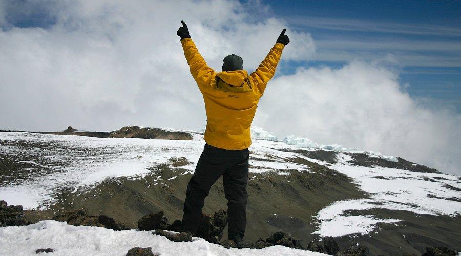 Mount Kilimanjaro Summit Climb
