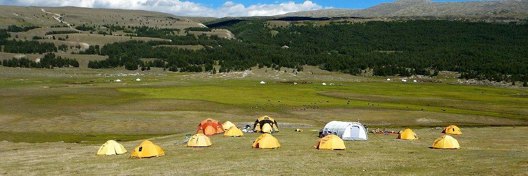 Mongolia Camping Tusker Rugged