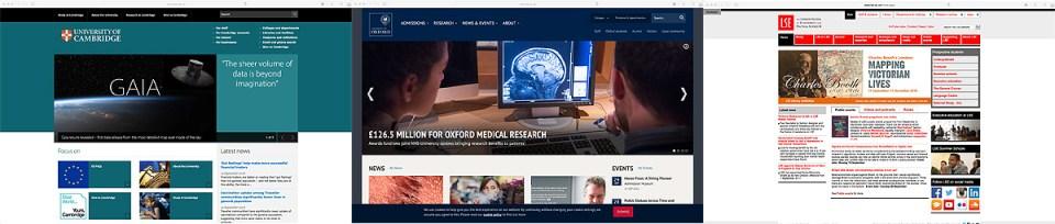 university-websites