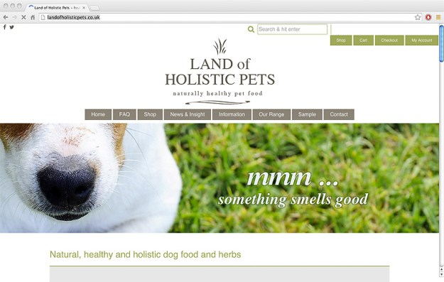 Land of Holistic Pets
