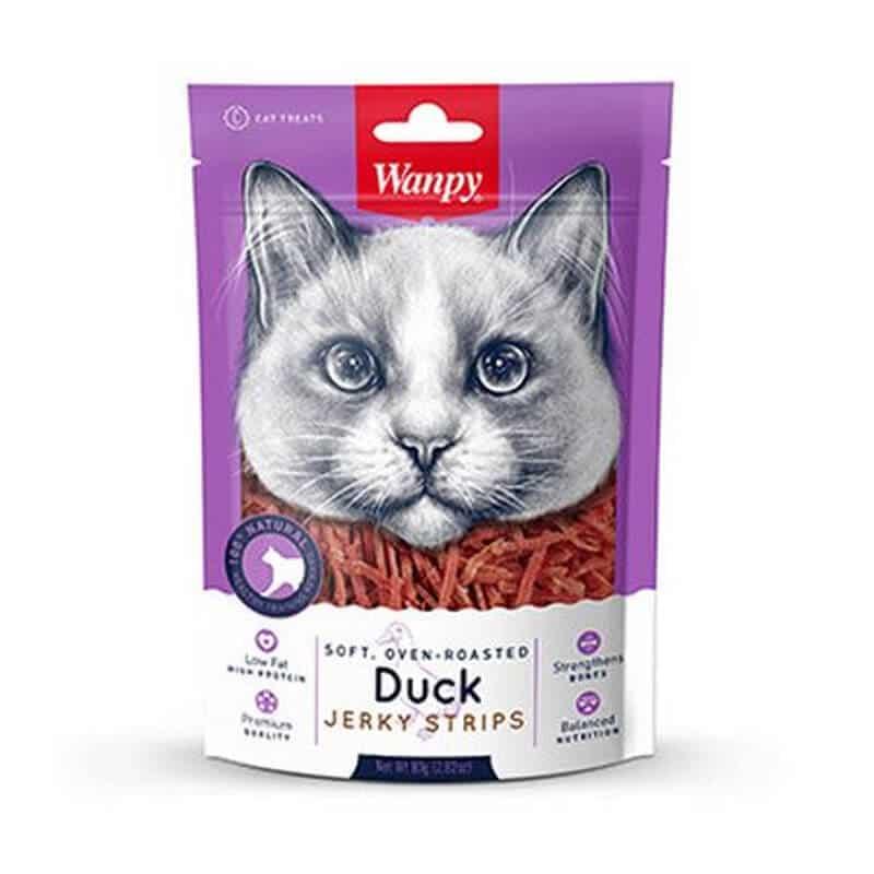 wanpy duck gato