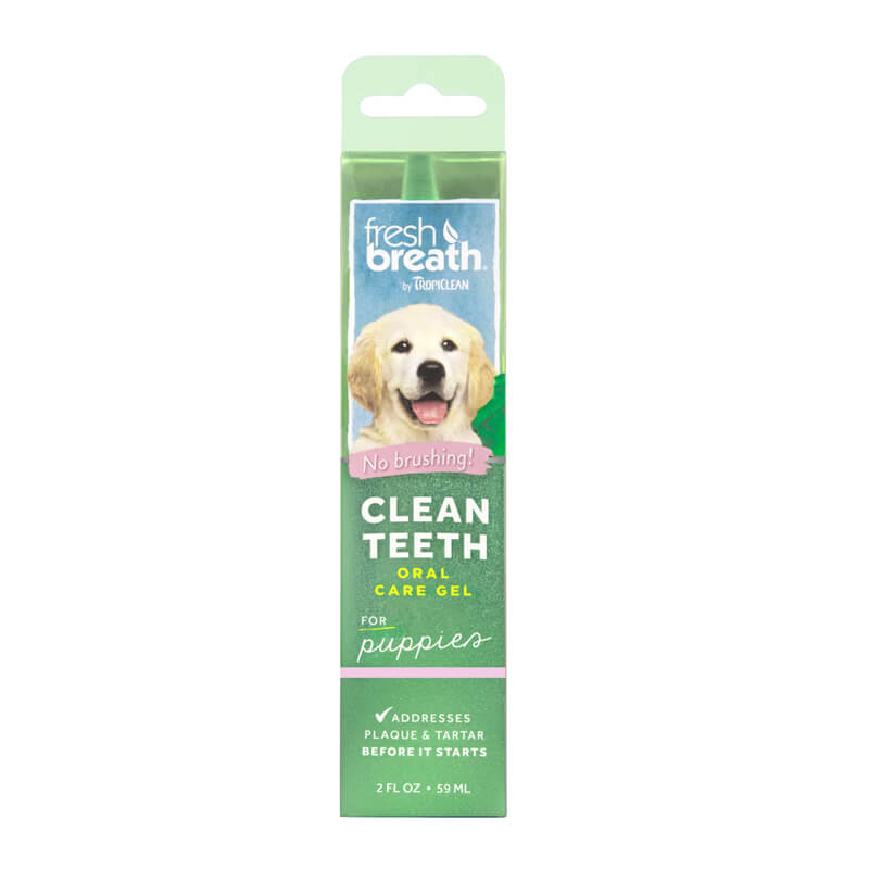 Clean Teeth Gel Puppy 59 ml tr-71