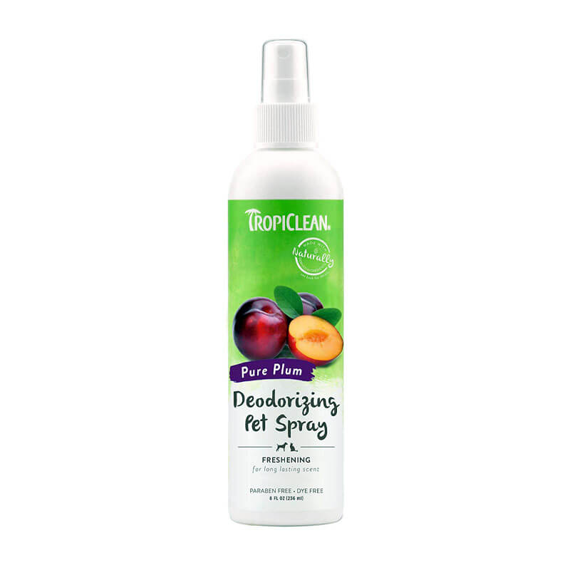 Tropiclean Deodorizing Pure Plum