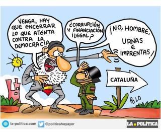 URNAS-CATALUÑA