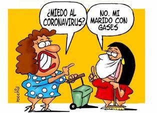 coronavirus chiste