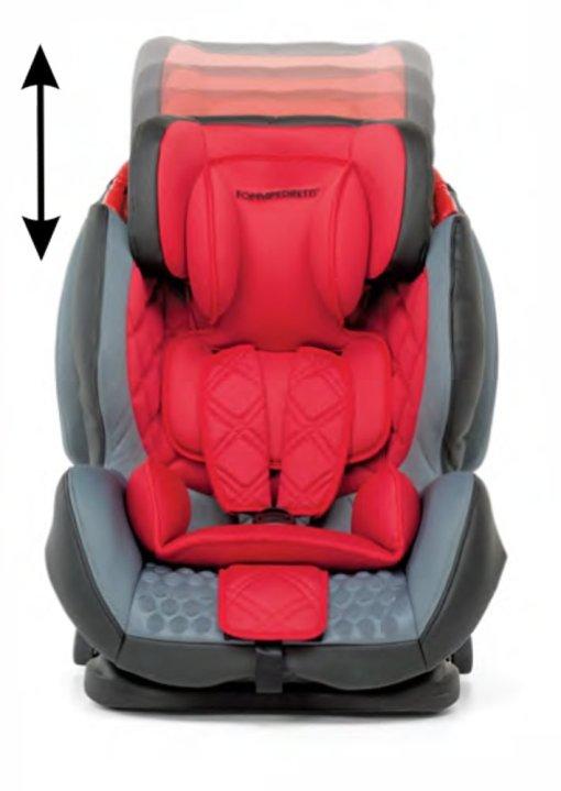 Frontal silla bebé