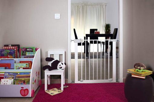 Habitación con barrera