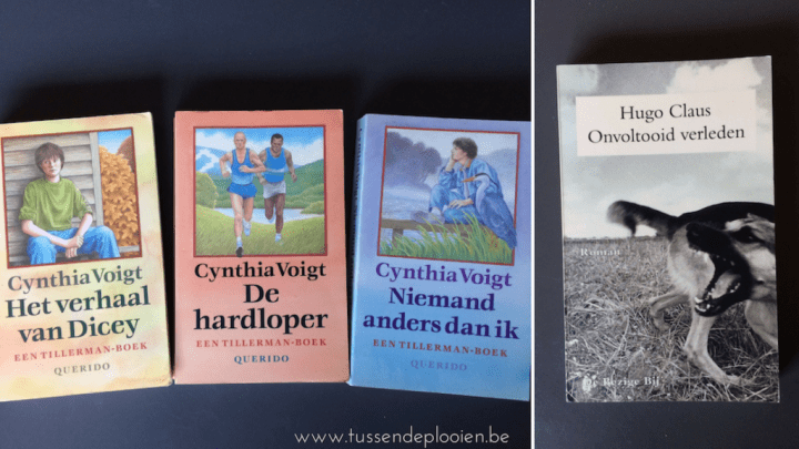 Mijn favoriete bezigheid als kind: lezen - Cynthia Voigt - Hugo Claus