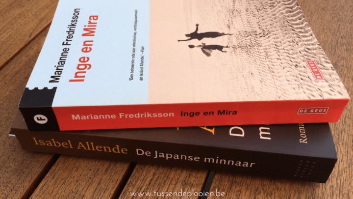 Gelukjes van de voorbije week #3 - lezen