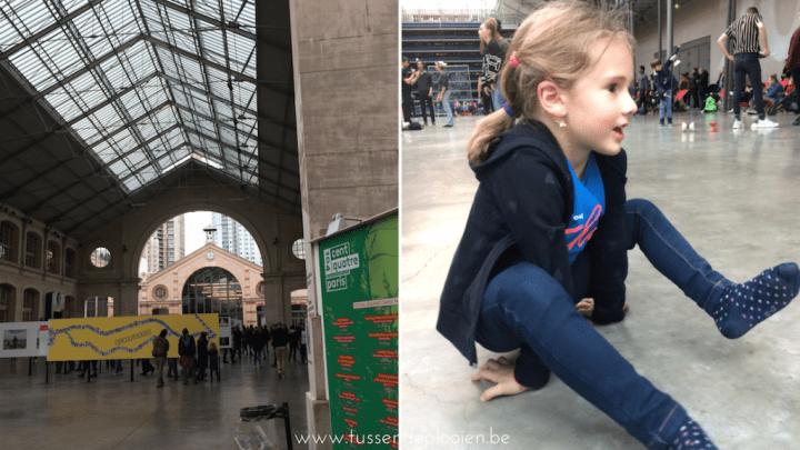 Citytrip Parijs met kinderen - Le 104