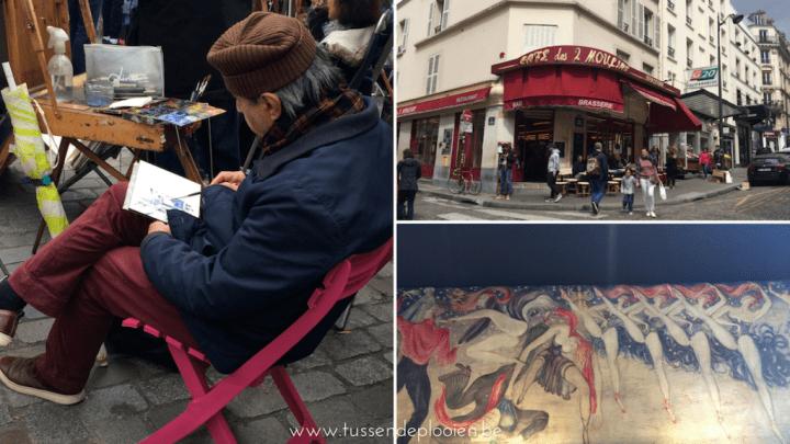 Citytrip Parijs met kinderen - Montmartre