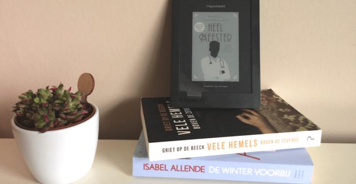 Boeken eerste helft 2018: wat heb ik gelezen?