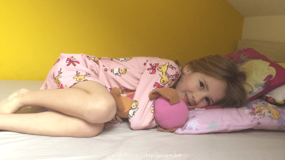 Slapen als een engeltje. Lena dress.