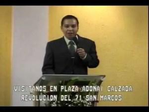 Pastor de Jovenes Luis Bravo – Regresando a Tu Primer Amor – Ministerios El Renuevo