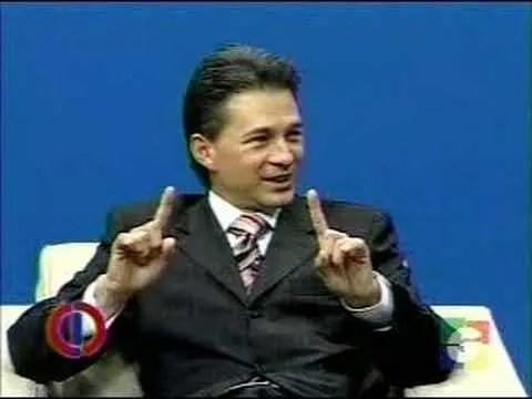 Cash Luna, Entrevista con Haroldo Sanchez de Guatevision – 2 de 6