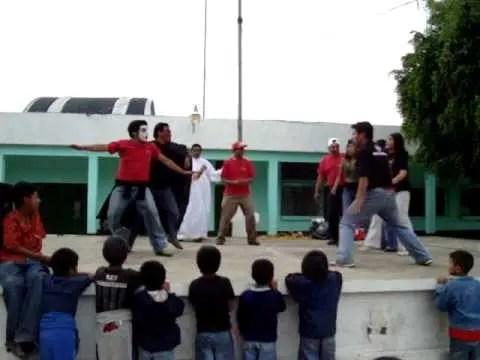 Drama: El Mundo Me Mintio – 2 de 2- Juventud Agua Viva – Sacia Tu Sed – El Tour