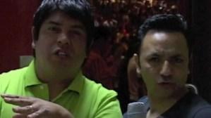 Lee más sobre el artículo En backstage con Los Hijos del Santo – Ensancha 2011