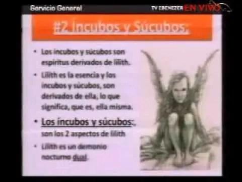 En este momento estás viendo La Estructura de Lilith – Apostol Mario Rivera – #cristianos