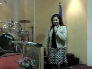 Lee más sobre el artículo Miriam Lima de Bravo – Conociendo a Dios Como Padre – 2 de 9