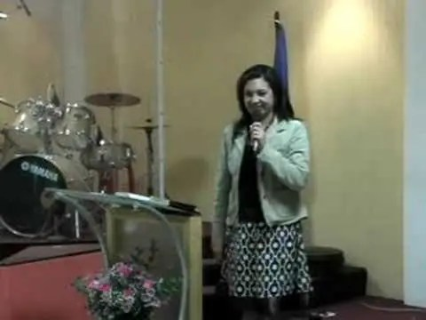 En este momento estás viendo Miriam Lima de Bravo – Conociendo a Dios Como Padre – 2 de 9