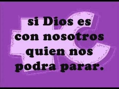 Our God (Nuestro Dios) – Chris Tomlin – Version en Español – #musicacristiana