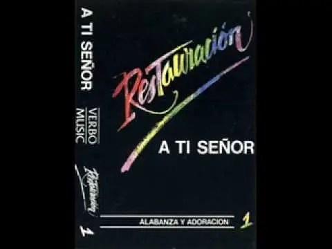 Restauracion Verbo Music – Con Mis Labios Te Bendigo
