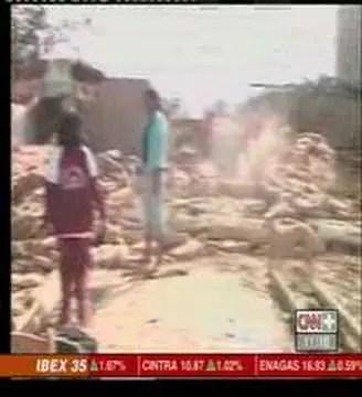 En este momento estás viendo Terremoto, Sismo: Pisco, Ica, Nazca, Paracas, Chincha Peru – Reportaje CNN Espana
