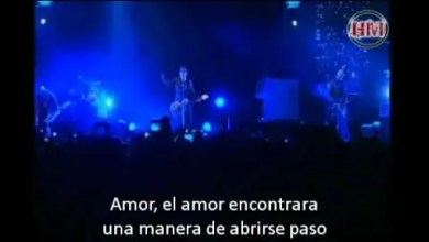 Photo of Delirious – Love Will Find A Way (subtitulado español) [History Maker]