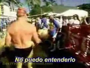 Juan Luis Guerra – Mi Padre Me Ama Tanto – Iron Man Triatlon