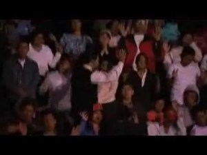 Noches de Gloria, Estadio Nacional Mateo Flores, Guatemala – Cash Luna