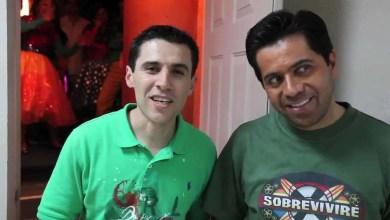 Pastores Steve y Hugo en Backstage - Ensancha 2011