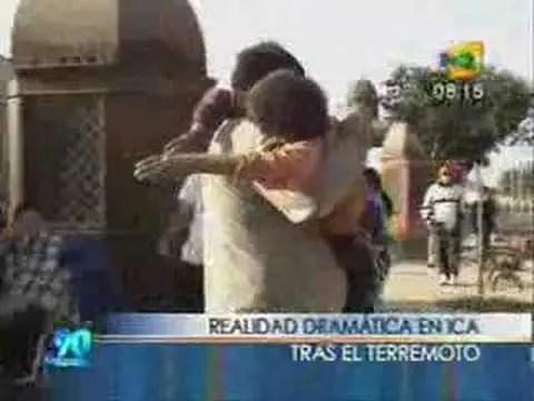 En este momento estás viendo Video Terremoto Peru: Ica