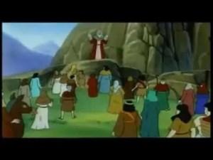 Lee más sobre el artículo Los Diez Mandamientos – Historias Biblicas para niños