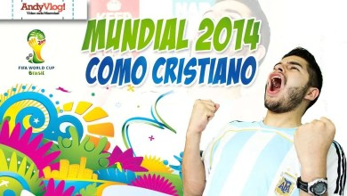 Photo of Mundial 2014 como buen cristiano – AndyVlog
