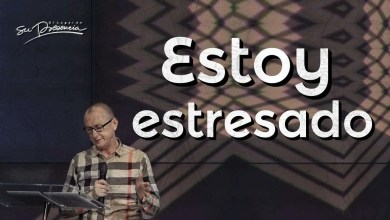 Photo of Estoy estresado – Pastor Andres Corson