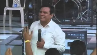 Profeta Julio Melgar - Ministracion profetica
