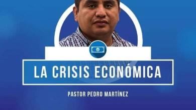 Photo of La Crisis Economica Mundial – Pedro Martinez