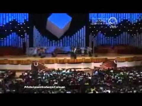 Las 7 caidas del justo – Apostol Sergio Enriquez