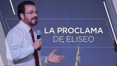 Photo of La proclama de Eliseo – Apostol German Ponce