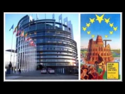 Edificio del Parlamento Europeo, ¿La Nueva Torre de Babel?