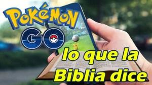 Lee más sobre el artículo Pokémon Go, lo que la Biblia dice – Luis Bravo