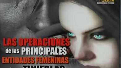 Photo of Principales Entidades Femeninas de Las Tinieblas – Mario Rivera