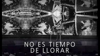 Photo of No es tiempo de llorar – Diana Tapias