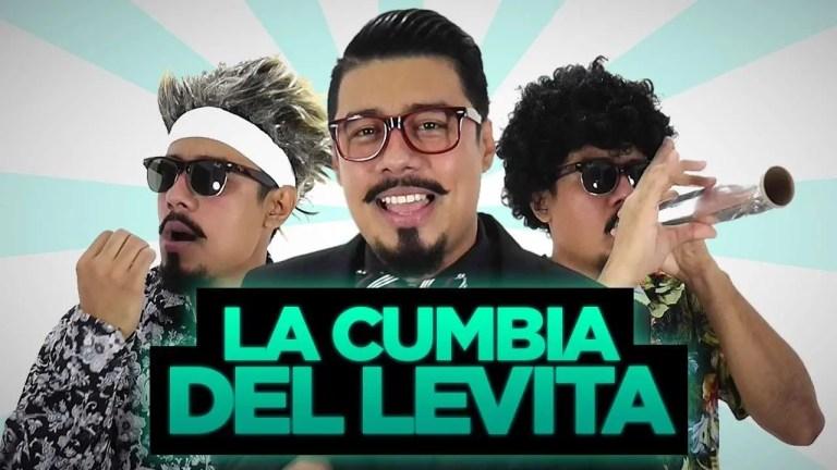 Parodia: La Cumbia del Levita – SoyDanielTV