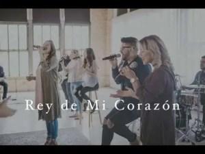 Rey de Mi Corazón (King of My Heart – Spanish) – Free Worship